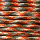PARACORD 550 LB PARACHUTE CORD MIL SPEC TYPE III **WITH FREE BUCKLES** (ION STORM 1FT)