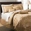 7 PC WAMSUTTA SEVILLE COMFORTER SET SZ QUEEN