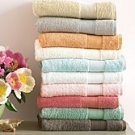 LOT 2 MARTHA STEWARDS HAND/WASHCLOTH TOWELS
