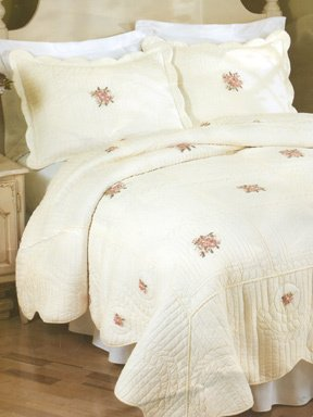PEM AMERICAN TRADITION HANDCRAFTED PRE-WASHED QUILT F/Q