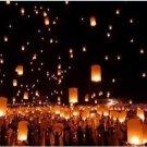 free shipping ,chinese kongming Lanterns ,Sky Lantern,Wishing Lamp,10 pieces/lot,free shipping