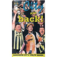 """Manchester City 1998/99 """"City Are Back"""""""
