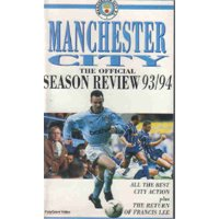 Manchester City 1993/94 Season Review
