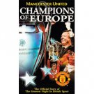 Manchester United: Champions Of Europe (1999)