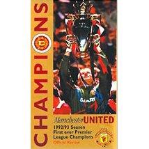 "Manchester United 1992/93 ""Champions!"""