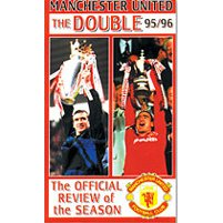 """Manchester United 1995/96 """"The Double"""""""