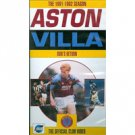 Aston Villa 1991/92 Season Review