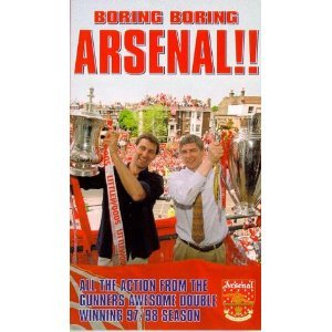 "Arsenal 1997/98 ""The Double Year"""