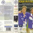 Rangers 1991/92 Four In A Row  {f917}