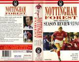Nottingham Forest 1993/94 Season Review
