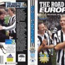 "Newcastle United 1996/97 """"Road To Europe"""""