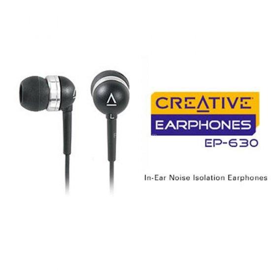 EP630 In-Ear Noise Reduction EP-630 Earphone