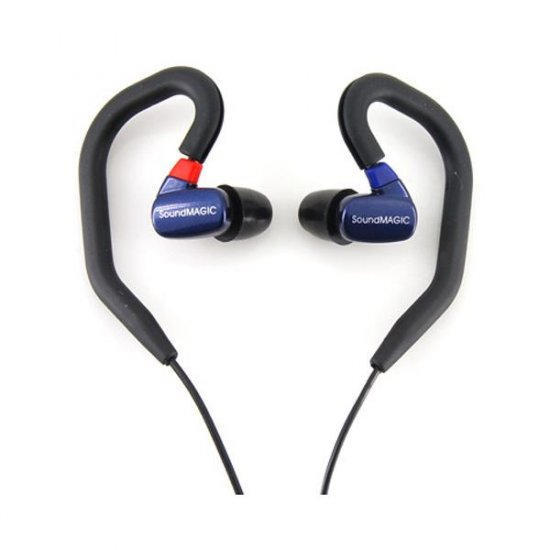 Genuine Sound Magic PL-50 Professional 3.5mm In-Ear Headphone (Black)