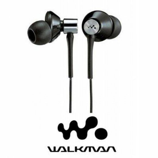 Sony EX082 In-ear Noise EX 082 Earphone with Extension Black