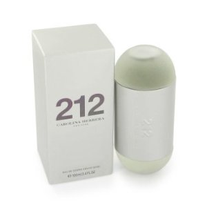 Carolina Herrera 212 3.4 oz Eau de Toilette Spray