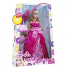Happy Birthday Barbie by MATTEL