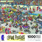 Ceaco Crowd Pleasers-Motorcycle Race by Ceaco 1000 Piece PUZZLE
