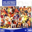 The Saturday Evening Post Romance 1000 Piece Puzzle by Norman Rockwell