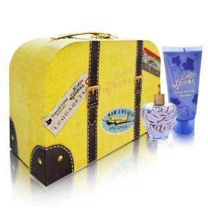 Lolita Lempicka First Fragrance Gift Set for Her 2-Piece Gift Set in Suitcase