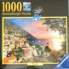 "Ravensburger Puzzle ""POSITANO"" 1000 Piece Premium Softclick Technology Jigsaw Puzzle"