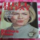 Hell to Pay Hillary Clinton Barbara Olson 1999 1st ed