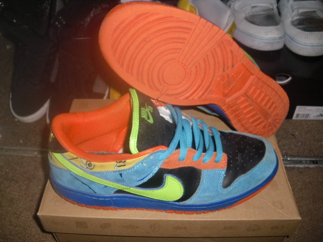 Nike SB Dunk Skate Or Die SZ:10US