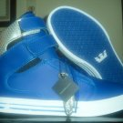 Supra Tk Society SZ:8US [Unreleased Blue & White]