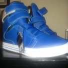 Supra Tk Society SZ:9.5US [Unreleased Blue & White]