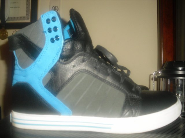 Supra Skytop I SZ:8US [Blue]