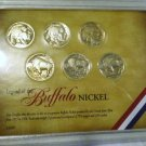 LEGEND 0F THE BUFFALO NICKEL COLLECTION PLUS BONUS