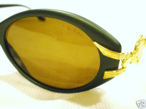 Vintage CAVIAR COLLECTION ULTRA SUNGLASSES  ITALY
