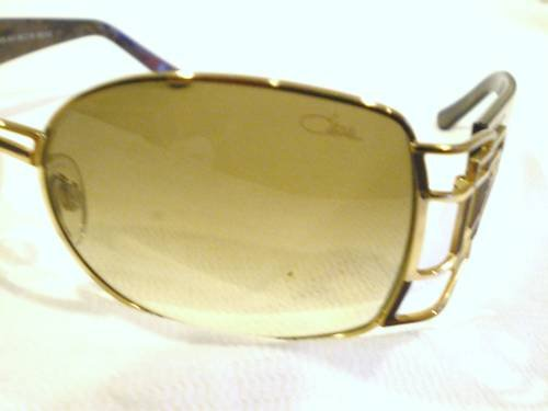 NEW CAZAL 978 SUNGLASSES PEARL BROWN GOLD GERMANY
