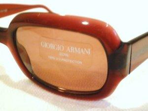VINTAGE GIORGIO ARMANI SUNGLASSES  BURGUNDY 50-20-135