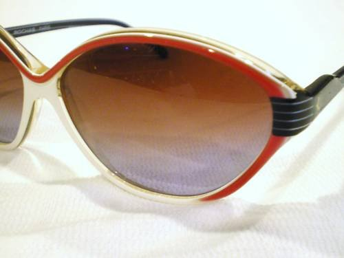 VINTAGE ROCHAS PARIS SUNGLASSES HAND MADE IN FRANCE