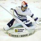 WCHL Long Beach Ice Dogs #31 Olivier Michaud Figurine