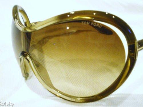 NEW Authentic TOM FORD Sunglasses Dakota TF95 Champagne