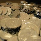 LOT 100 - 1943 STEEL CENTS PROOF QUALITY REPLATED COINS