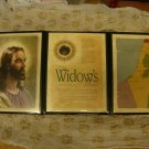 WIDOW`S MITE COIN LORD JESUS PORTFOLIO CATHOLIC BIBLE