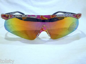 SUNGLASSES EYETEL SPORT WITH OPTICAL RX INSERT MULTICOLOR MADE IN FRANCE