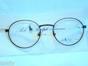 NEW POLO CLASSIC 171  RALPH LAUREN EYEGLASSES   51-20-140 SPRING HINGES
