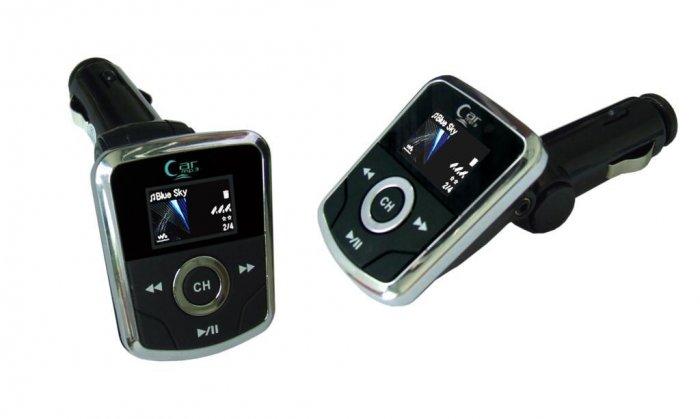 Car transmitter FM56 Wireless FM stereo audio transmission USB2.0