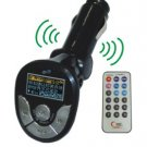 Car mp3/mp4 player Car transmitter FM25 Auto Play function Infra-red remote control