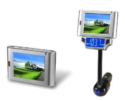 Car Bluetooth MP5 2Gb Bluetooth FM transmitter