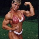 Female Bodybuilder Michelle Ivers WPW-555 DVD or VHS