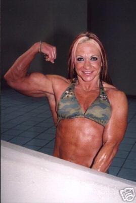 Female Bodybuilder Rohrbacker & Aukland WPW-708 DVD/VHS