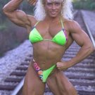 Female Bodybuilder Debbie Muggli WPW-253 DVD or VHS