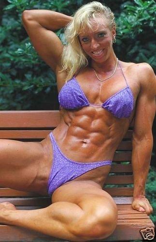 Female Bodybuilder Netterstrom Amp O Brien Wpw 280 Dvd