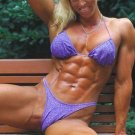 Female Bodybuilder Netterstrom & O'Brien WPW-280 DVD