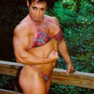Female Bodybuilder Tazzie Colomb WPW-737 DVD or VHS