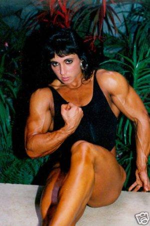 Female Bodybuilder Tazzie Colomb WPW-738 DVD or VHS